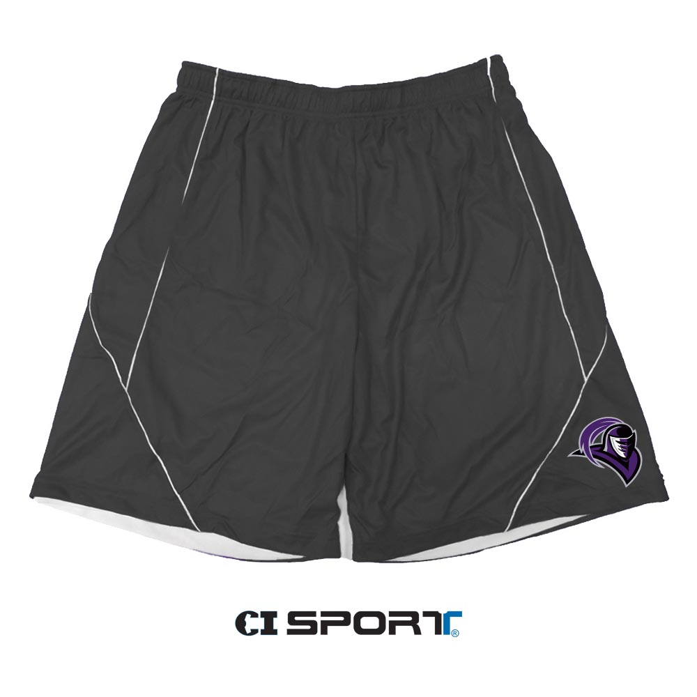 UB Reversible Shorts - Charcoal