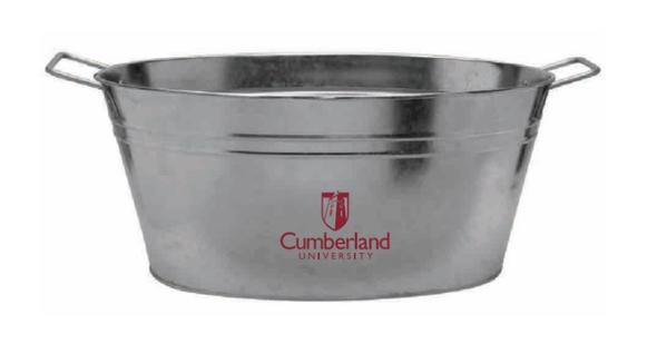 Cumberland University Oval Tub