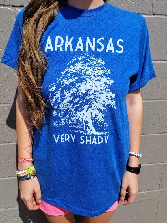 Very shady