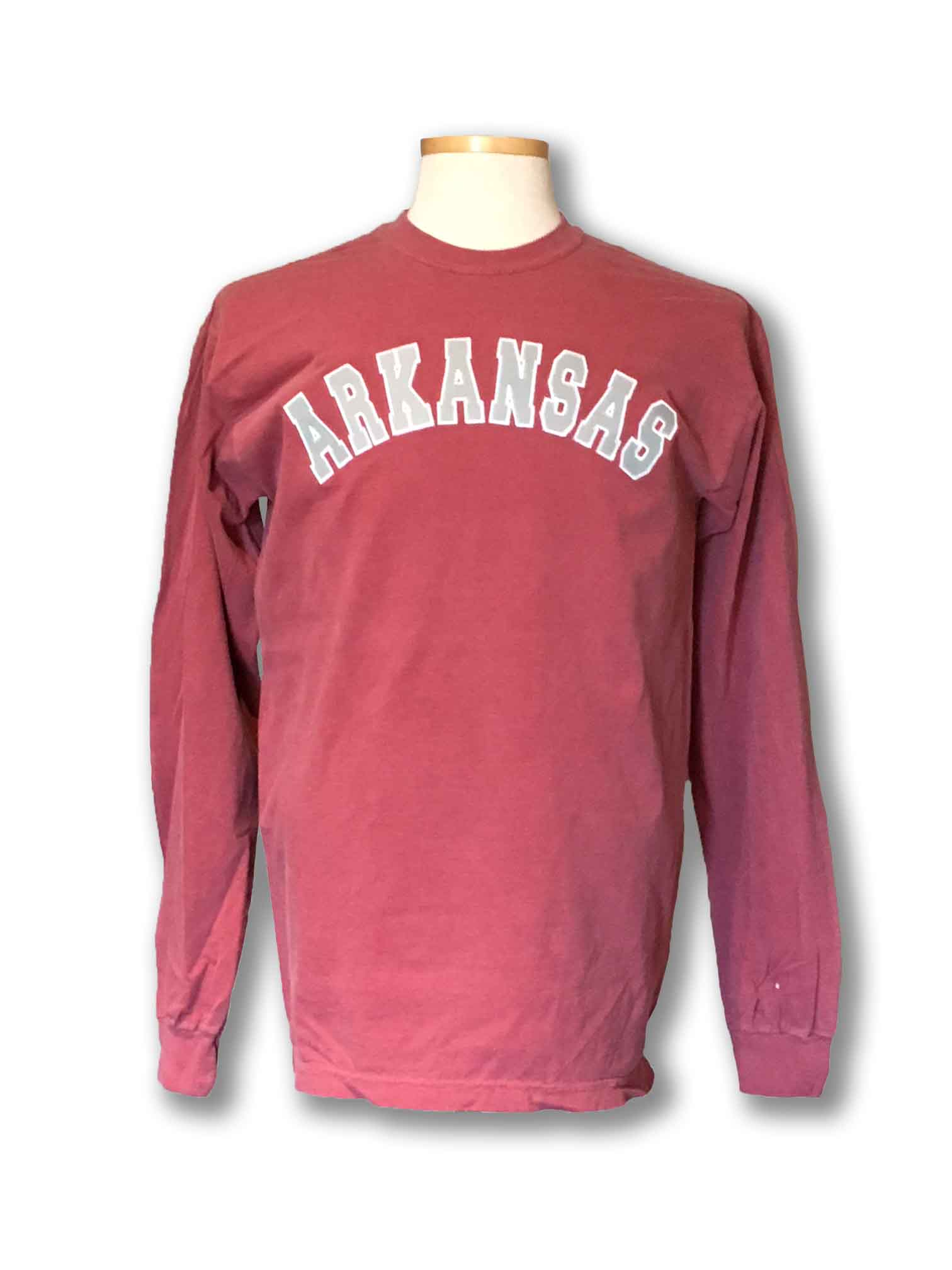 Arkansas Comfort Colors L/S T-Shirt