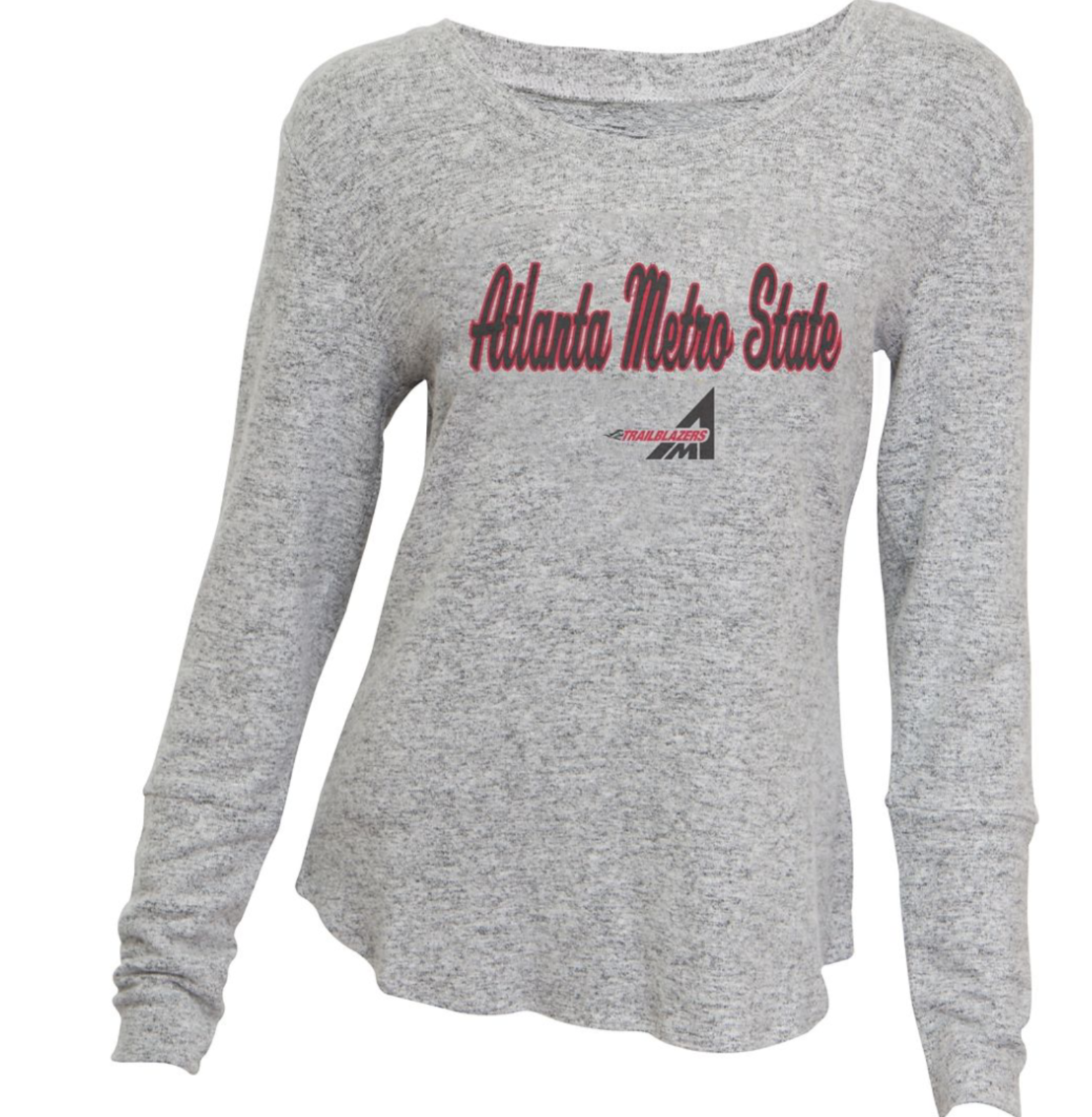 Atlanta Metropolitan State College Trailblazers Women's Long Sleeve Shirt