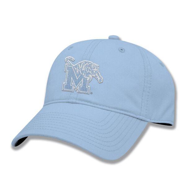 Light Blue Adjustable Hat