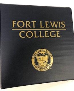 Fort Lewis 3-Ring Binder