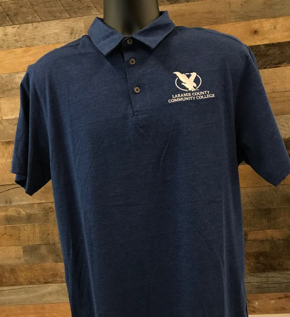 LCCC Cotton Men's Polo