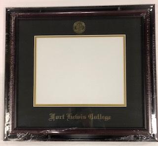 Fort Lewis Diploma Frame