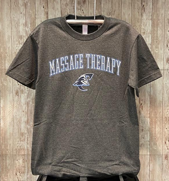 Grey Massage Therapy T-Shirts