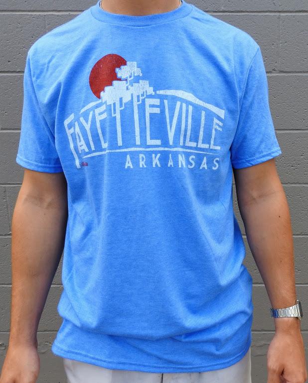 Fayetteville Tree Tee