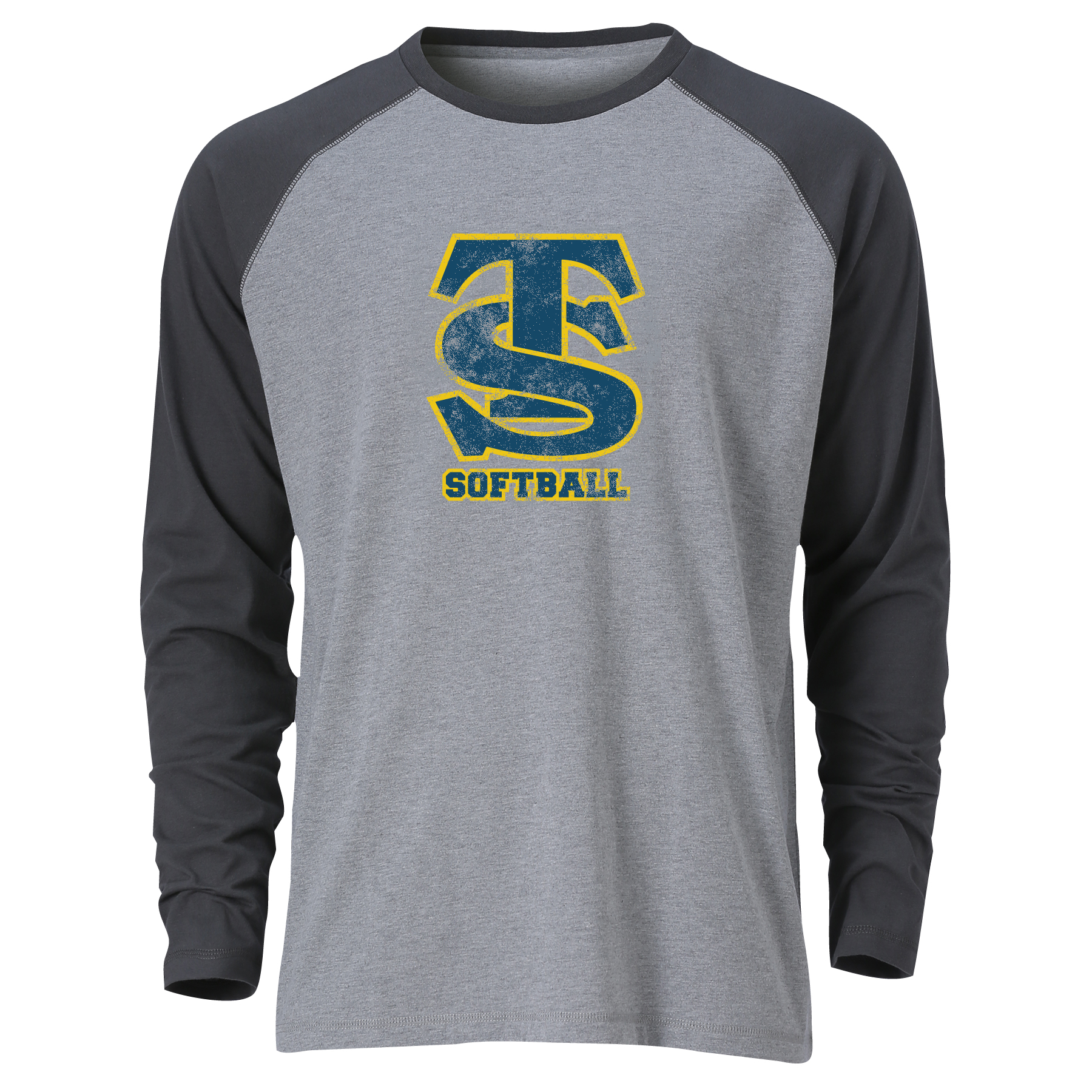 TS Softball Long sleeve T-shirt