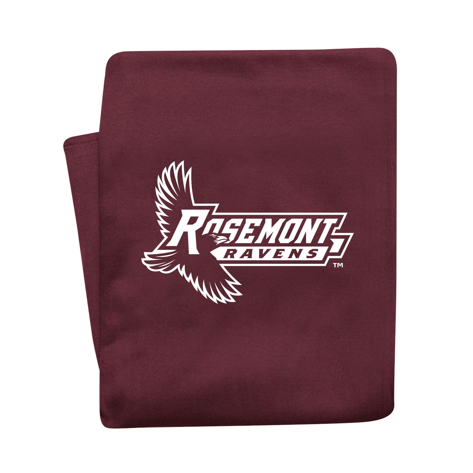 Maroon Ravens Blanket