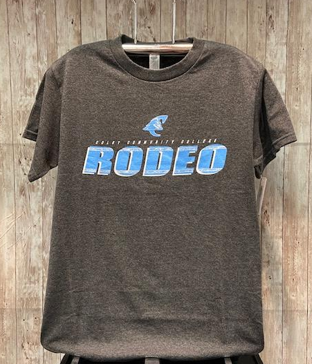 Grey Rodeo T-Shirt