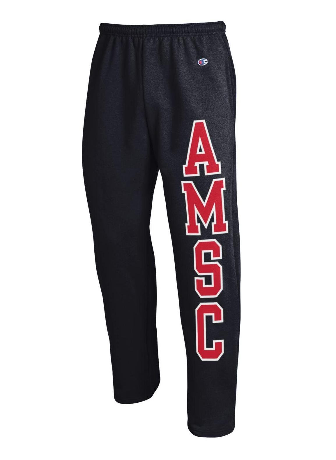 AMSC Open Bottom Sweatpants