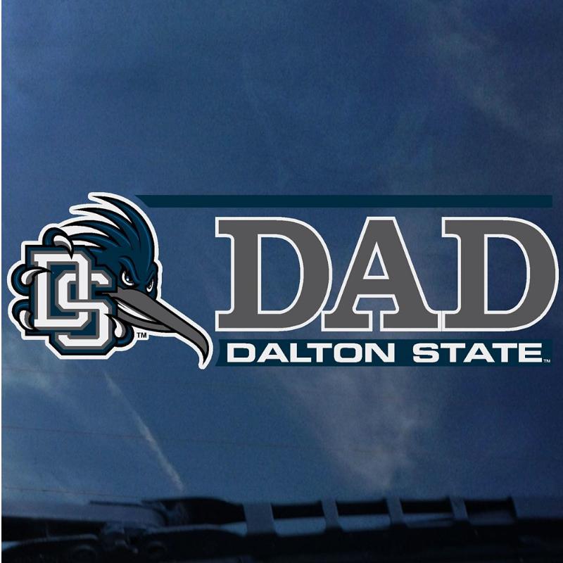 Dalton State Dad Decal
