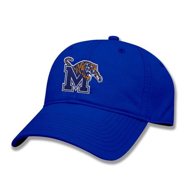 Royal Blue 'M' w/ Tiger