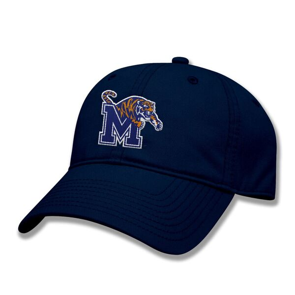 Navy 'M' w/ Tiger Hat