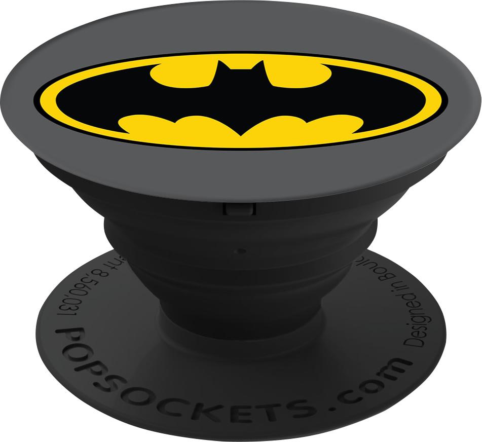 PopSockets Pop Culture PopGrip - Pattern BP Batman Icon