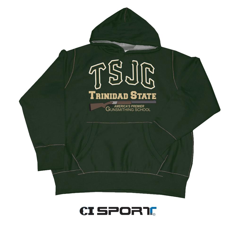 TSJC Gunsmith hoodie