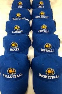 FLC Blue Sports Hat