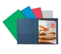 2 Pocket Folder, Assorted Colors