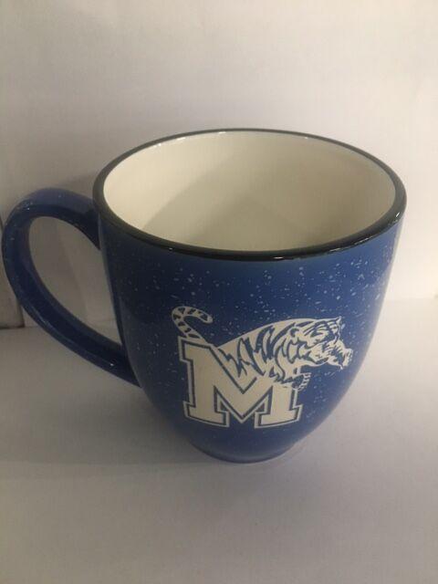 Powder Blue Etched Mug