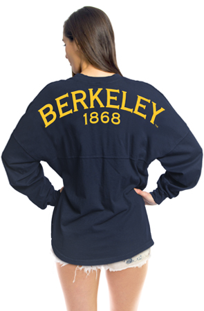 "Cal Bears Venley Game Day Jersey ""Berkeley"""