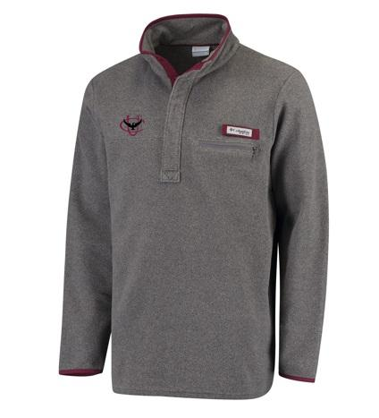 CU Harborside Fleece Pullover