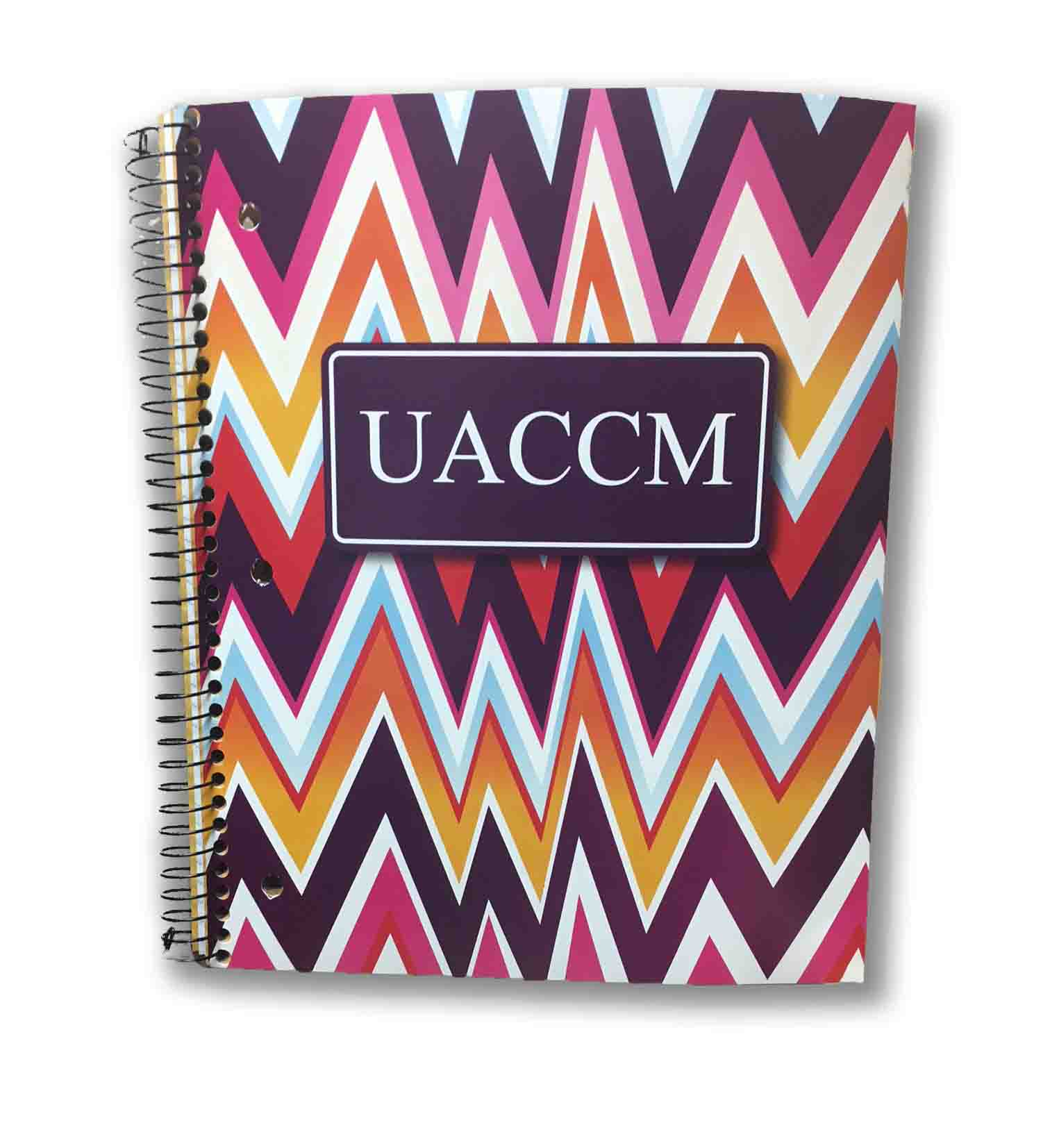 UACCM 3 Subject Notebook