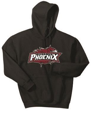 Cumberland Phoenix Hooded Sweatshirt