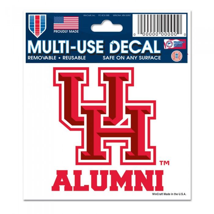 UH Alumni Decal