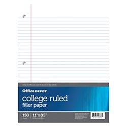 Campus Bookstore Arlington School Supplies Paper