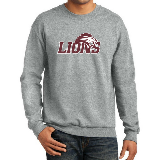Lion Logo Crew