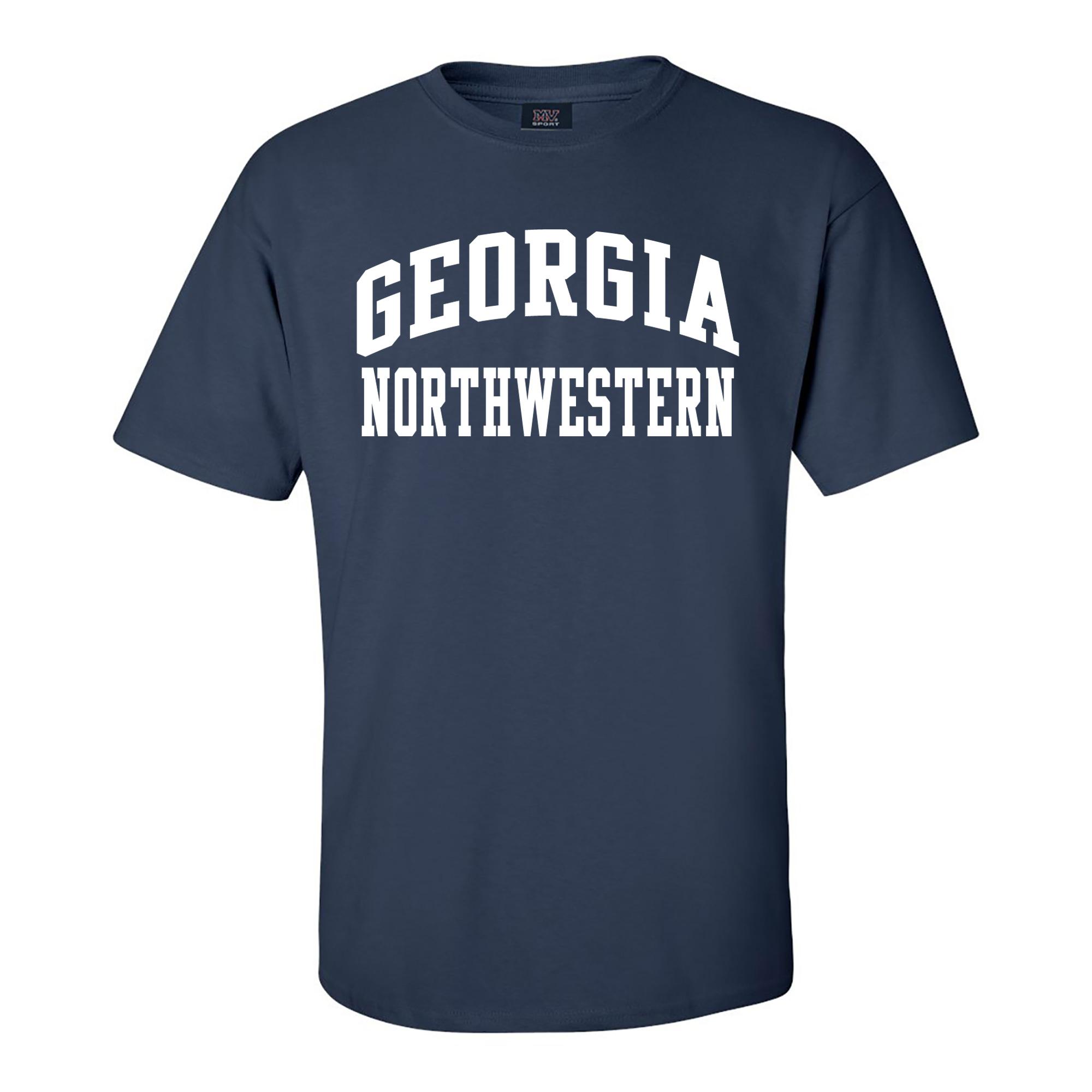 Georgia Northwestern Arch Classic Tshirt
