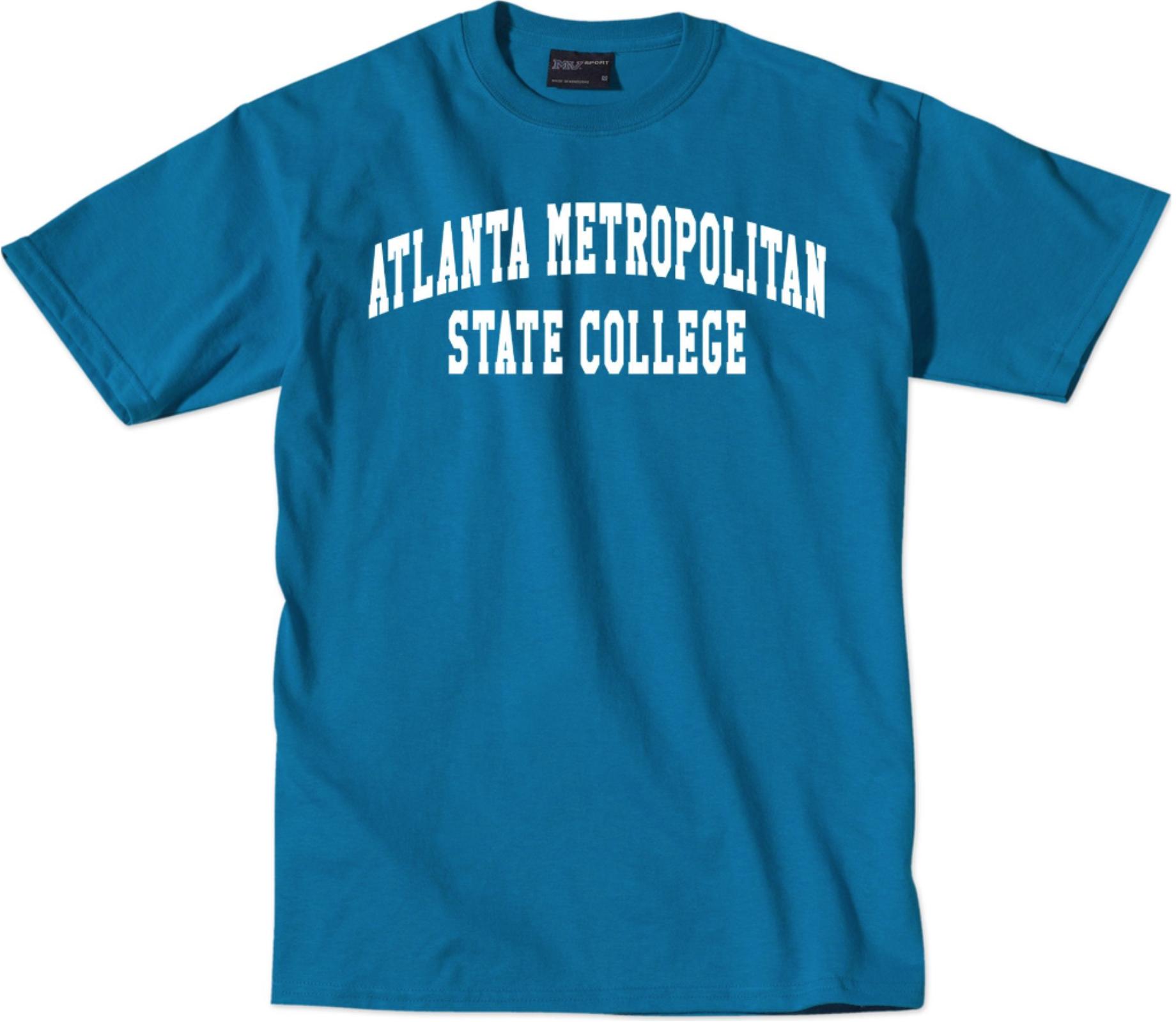 Atlanta Metropolitan State College Arch Short Sleeve T-Shirt