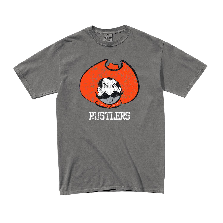 Distressed Rusty T-Shirt