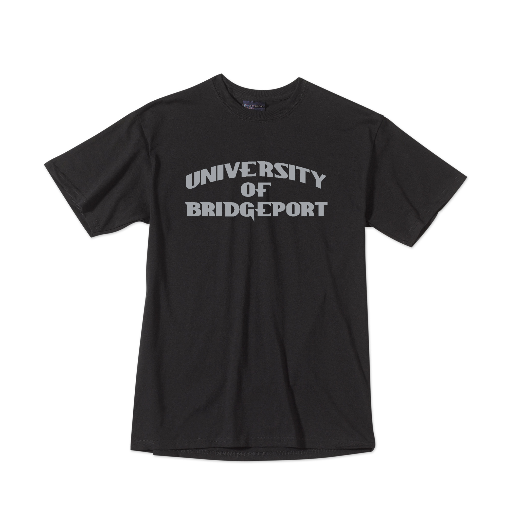 University of Bridgeport Tee - Black