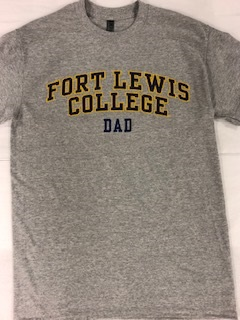 Fort Lewis Dad S/S Tee
