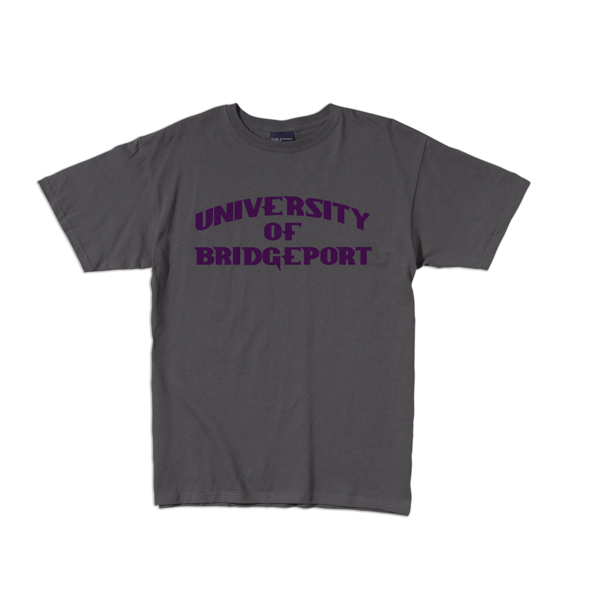 University of Bridgeport Tee - Vintage Granite
