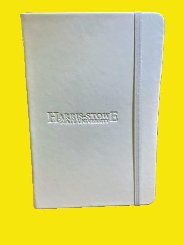 Embossed Journal White