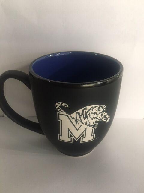 Matte Black Mug w/ Blue Inside
