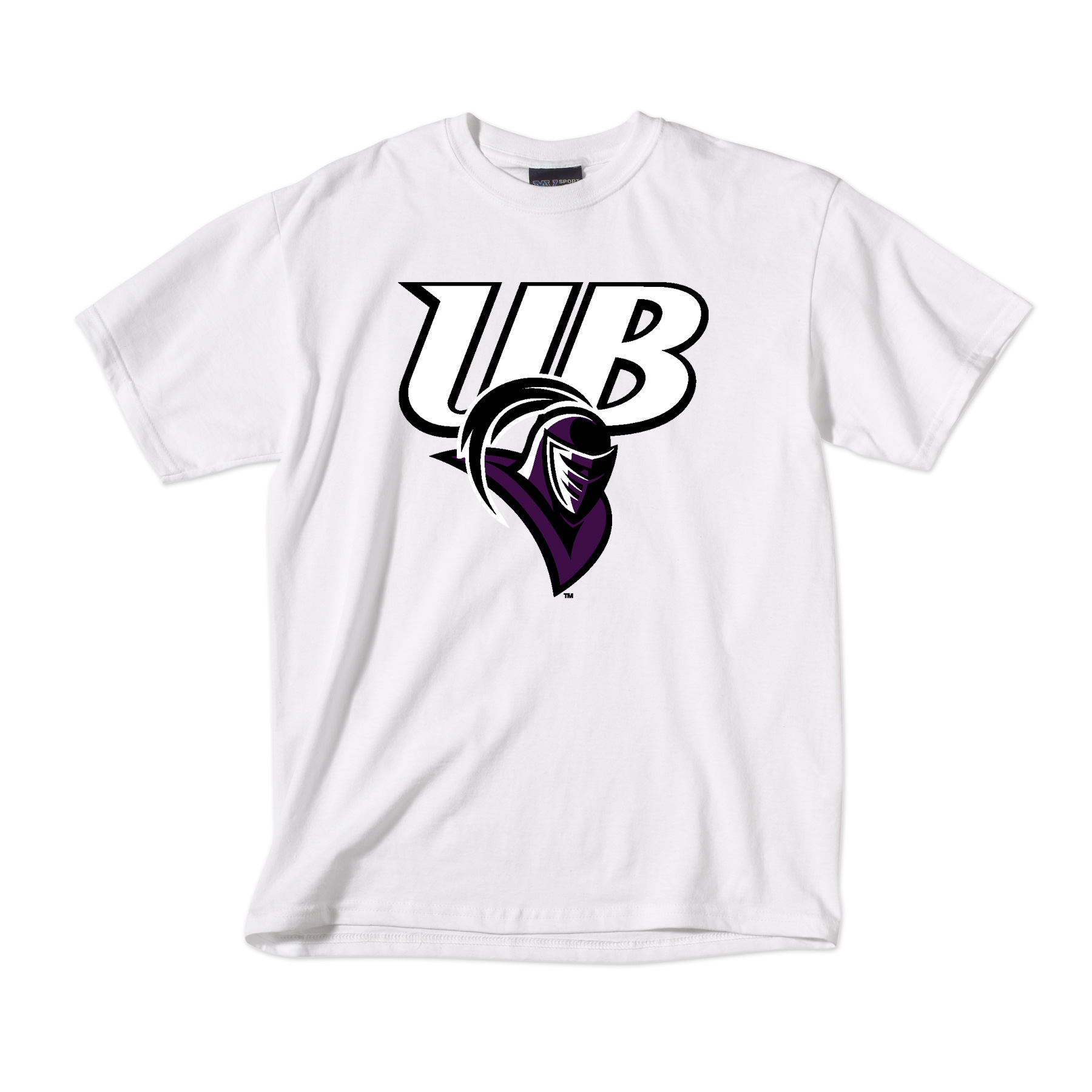 UB Knights Tee - White