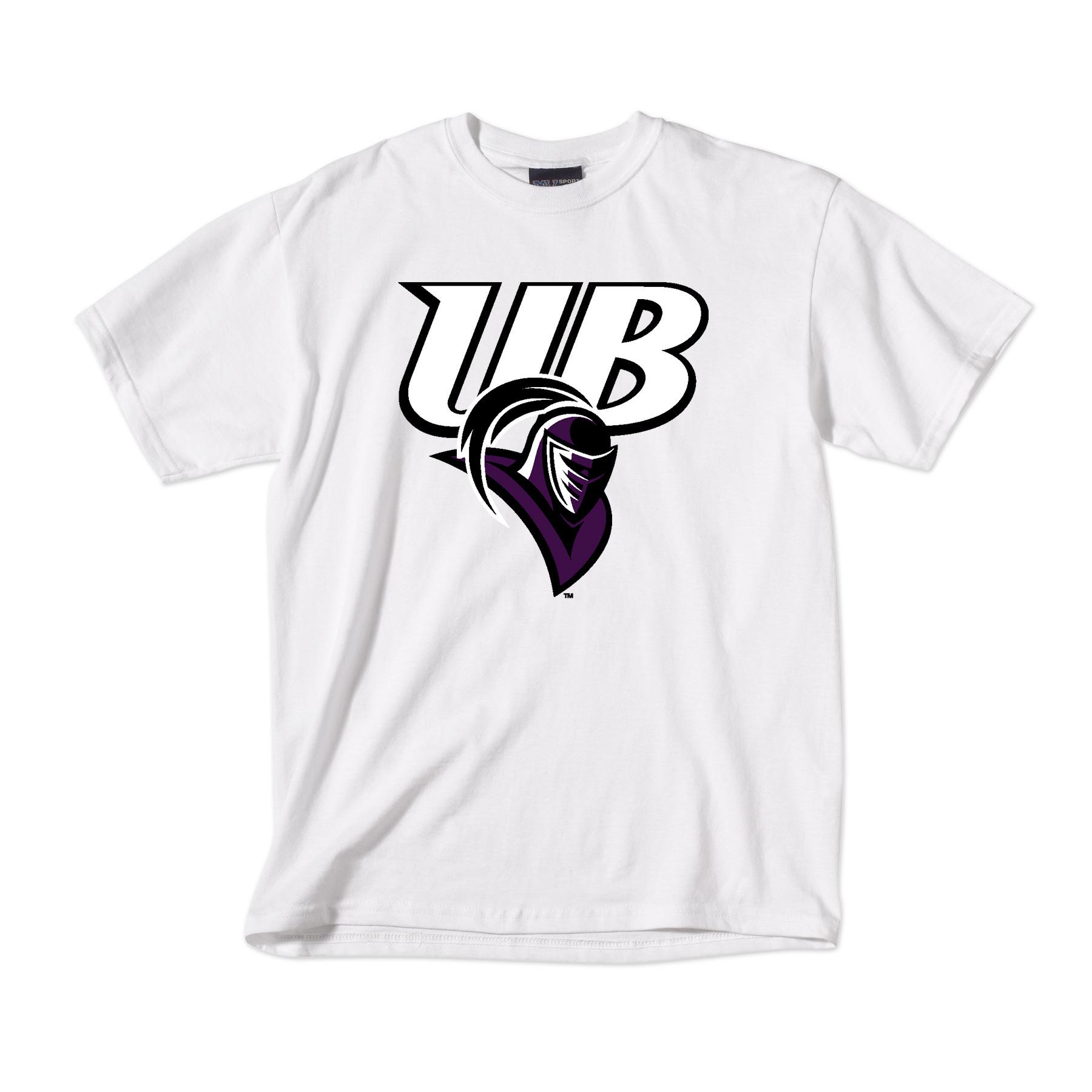 UB Knights Tee - White