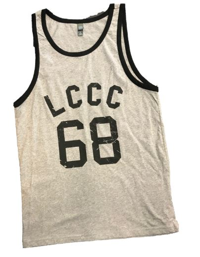 LCCC 1968 Throwback Tank