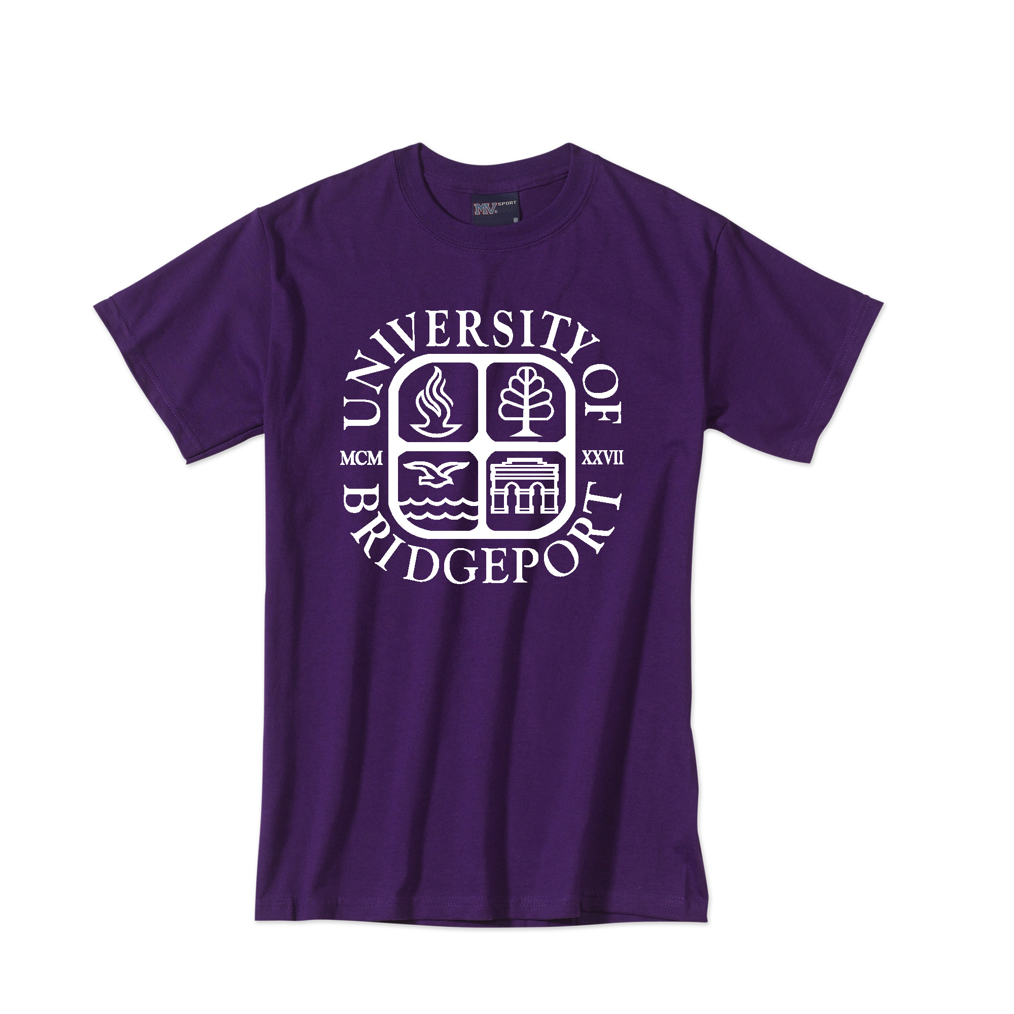 Seal Tee - Purple