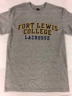 Fort Lewis College Lacrosse S/S Tee
