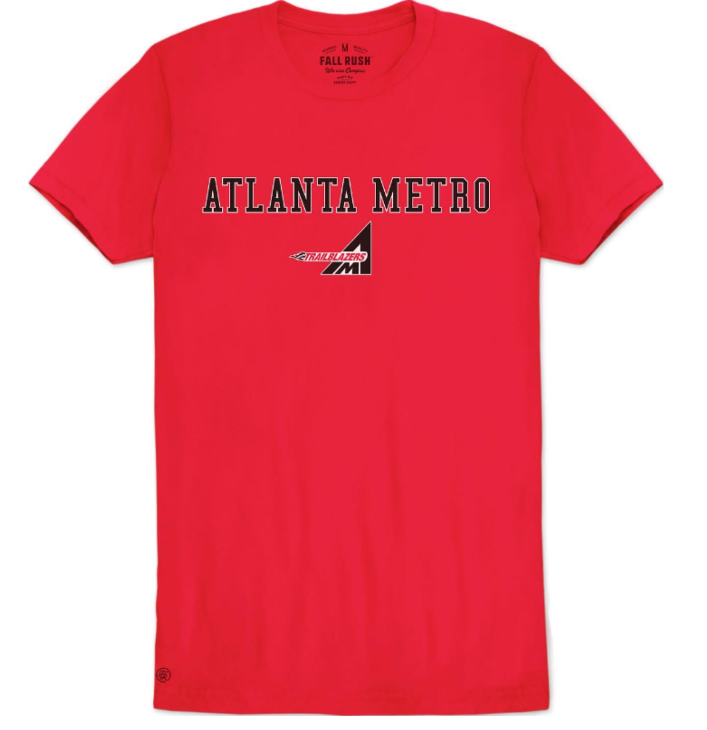 Atlanta Metro Trailblazers Short Sleeve T-Shirt
