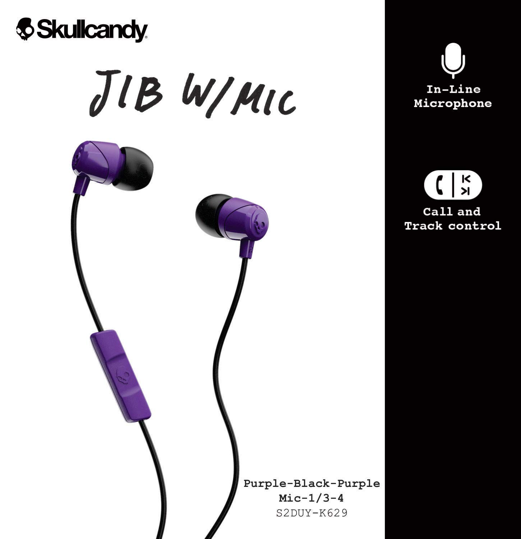 Skullcandy Jib Wired Headphones