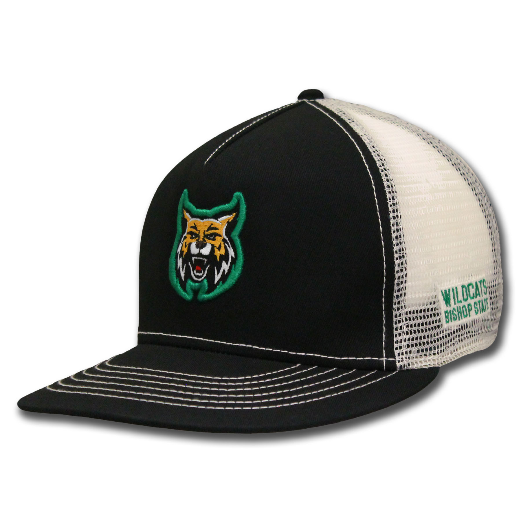 Bishop State Snapback Adjustable Cap (Smitty)