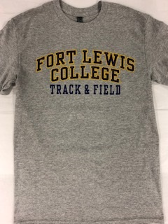 Fort Lewis College Track & Field S/S Tee