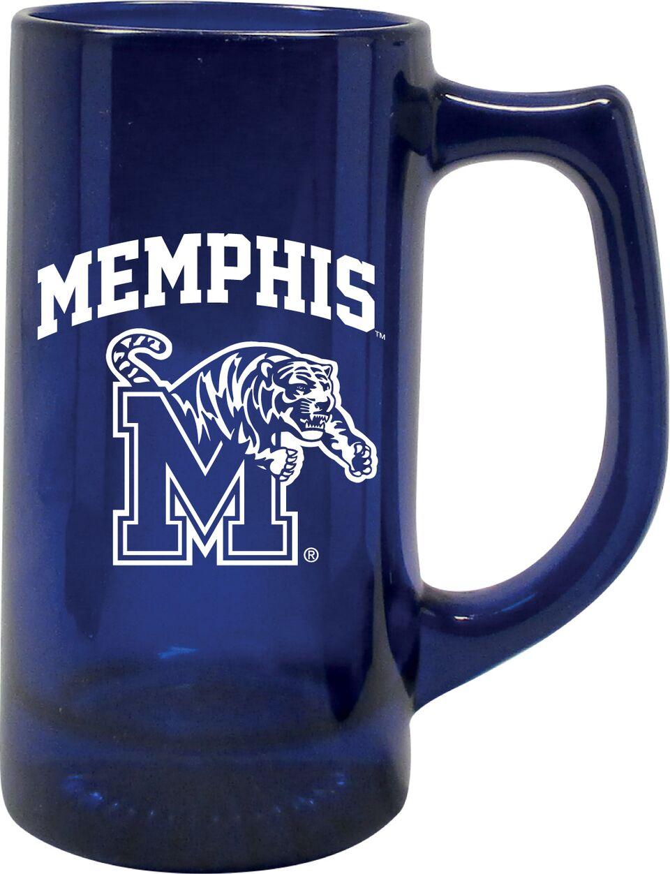Blue Sport Beer Mug