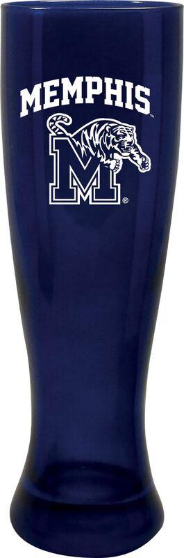 Blue Pilsner Glass