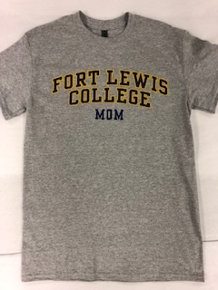 Fort Lewis College Mom S/S Tee